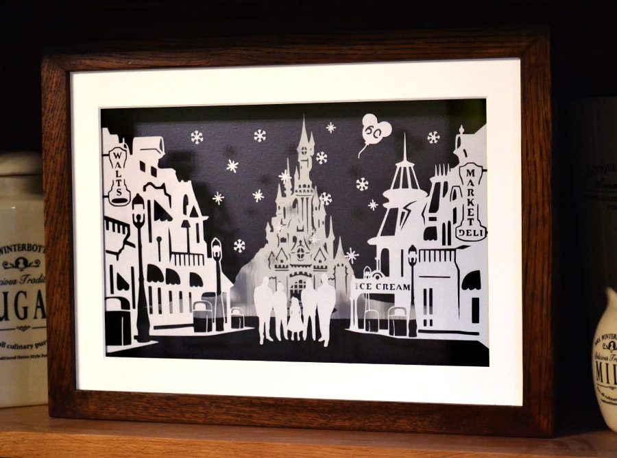 Disney Paris family gift