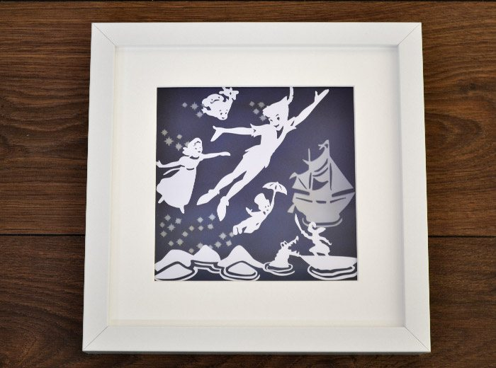 Peterpan & Captain hook design